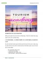 Marketing du lịch sinh thái