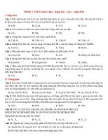36  đề thi thử THPTQG năm 2018   môn hóa học   đề KSCL THPT khoái châu   hưng yên   lần 1   file word có lời giải chi tiết