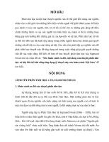 Nêu hoàn cảnh ra đời, nội dung của thuyết phân tâm học và hãy liên hệ khả năng ứng dụng lý thuyết này vào hoàn cảnh Việt Nam