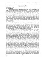 NÂNG CAO CHẤT LƯỢNG đọc DIỄN cảm CHO HS lớp 5 QUA PHÂN môn tập đọc