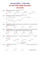 QG2018 d7 Đề ôn chắc điểm 8 môn toán số 9