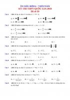 QG2018 d7   Đề ôn chắc điểm 8 môn toán số 10