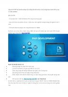 Lap trinh PHP cung chuyen gia giau kinh nghiem