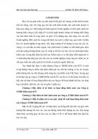 Báo cáo thực tập tổng hợp tại công ty TNHH kiểm toán KTV