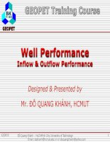 C3 well performance