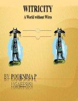 witricity khám phá điện không dây(english ver)