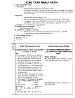 Giáo án tham khảo môn Hoá học, lớp 12, cả năm (2009)