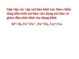 Bai 32 hop chat cua sat