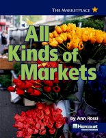 All kinds of markets 9 trang