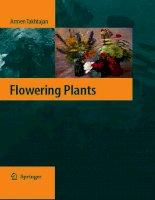 Flowering Plants  Armen Takhtajan (2009)