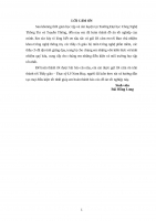 Xây dựng website du lịch Sầm Sơn