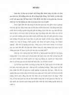 Bài thu hoạch và tiểu luận hạng 3