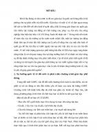 Bài thu hoạch hạng 3 (tiểu luận 2)
