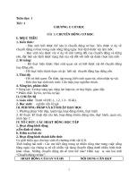 Giáo án lý 8 soạn theo tập huấn mới 5 hoạt động