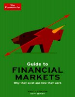 The economist   guide to financial markets   6th edition   mark levinson