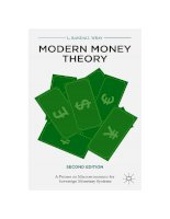 Modern money theory a primer on macroeconomics for sovereign monetary systems