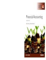 Giáo trình Financial accounting 3rd global edition by kemp part 1