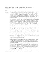 2 grammar tattoos the fearless fluency club