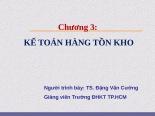 KẾ TOÁN HÀNG TỒN KHO (Theo Thông tư 1072017TTBTC ngày 10102017)