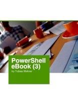 IDERA WP powershell ebook part 3