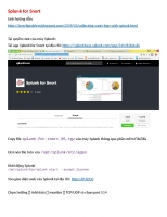 Hướng dẫn chi tiết cấu hình Splunk for Snort