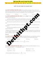41 câu mắt và DỤNG cụ QUANG học từ đề các TRƯỜNG THPT CHUYÊN image marked image marked