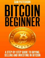Better life publishers bitcoin beginner a step by step guide to buying selling and investing in bitcoins dec 2013