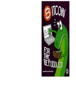 NO STARCH PRESS BITCOIN FOR THE BEFUDDLED 2015 RETAIL EBOOK ke