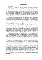Sáng kiến trồng cây măng tây xanh tại xã đình lập