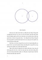 Sử dụng cực và đối cực trong giải toán hình học phẳng