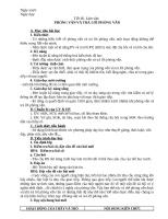 Chủ đề: Phỏng vấn và trả lời phỏng vấn môn ngữ văn 11