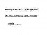 Slide strategic  financial management l06