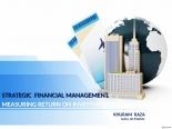 Slide strategic  financial management l08