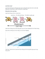 Lead time là thông số đo khả năng đáp ứng của doanh nghiệp đối với khách hàng