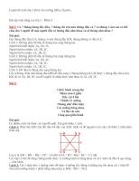 Bài tập toán nâng cao lớp 5-phần 4