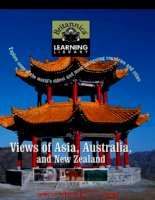 Views of assia australia and new zealand