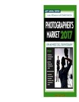 Photographer market 2017