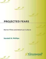 Projected fears