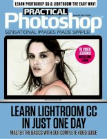 Photopshop learn lighroom cc in just on day
