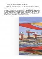 Bài giới thiệu sách Lá cờ thêu sáu chữ vàng
