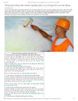 Tổng hợp công việc doanh nghiệp cần lưu ý trong lĩnh vực lao động