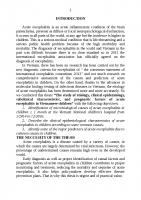 Nghiên cứu căn nguyên, đặc điểm dịch tễ học lâm sàng, cận lâm sàng và yếu tố tiên lượng bệnh viêm não cấp ở trẻ em Việt Nam (TTTA)