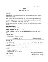 Giáo án Tiếng Việt 2 tuần 24 bài: Tập đọc  Quả tim khỉ