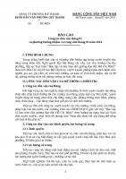 bc thang 10 va phuong huong thang 11