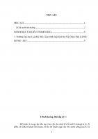 Bài tập học kỳ luật hình sự 2