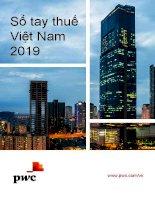 PWC vietnam   so tay thue vietnam 2019