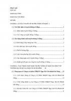 XÂY DỰNG CHÍNH SÁCH TRUYỀN THÔNG CỔ ĐỘNG CHO CÔNG TY CP THƯƠNG MẠI VÀ DỊCH VỤ NGỌC HÀCN ĐÀ NẴNG