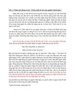 Phân tích đoạn trích  tình cảnh lẻ loi của người chinh phụ