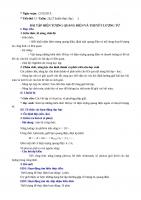 GA LY lớp 12 TC (tiết 13   18)