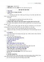 Vật Lí  9   ôn tập học kỳ 2